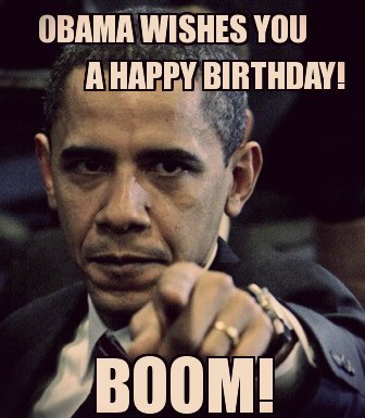 happy birthday Boom